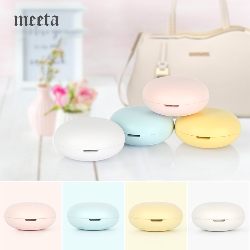 Waterless & Wireless Mini Car Aroma Diffuser Portable Oil Nebulizer Diffuseur Huile Essentielle Electrique With lithium battery