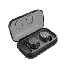 Wireless Bluetooth Earphone Mini Headset Touch Control Bluetooth 5.0 Stereo In-Ear Earbuds for Iphone 7 IOS Xiaomi Phone