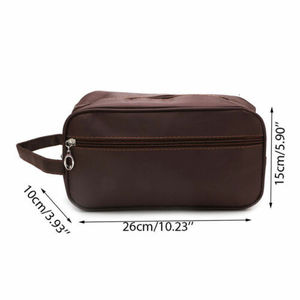 Image 2 - US Men Women Travel Portable Toiletry Bag Wash Shower Cosmetic Makeup Organizer