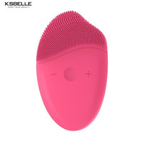 1 Set Waterproof Sonic Massage Portable Ultrasonic Facial Cleaner Electric Face Cleansing Brush Skin Care Spa Beauty Device