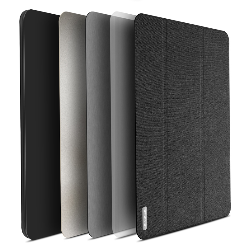 Smart Case For Samsung Galaxy Tab S4 10.5 2018 SM-T830 T830 T835 PU Leather Retina Cover For Samsung Tab S4 10.5 Auto Sleep protective pu leather case w card slot strap for samsung galaxy s4 mini i9190