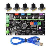 MKS Gen L + MINI12864 ЖК-дисплей Поддержка Marlin DIY комплект для