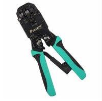 4 в 1 Профессиональный обжимной и разрезами инструмент (205 мм) сети, наращивание волос, ручной инструмент