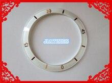 Envío Gratis 1 unids Carta Negro Bisel Reloj J12 Hombres 36mm Blanco Insertar el Anillo Compatible Con J12