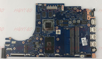 829900 601 For HP 15 AE 15T AE Laptop Motherboard ASW50 LA C503P With i7 cpu GTX 950M4GB GPU