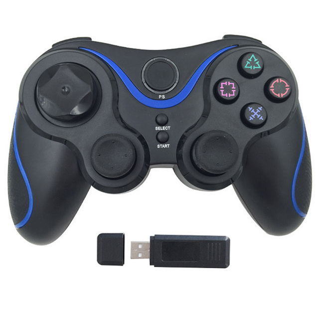 Game controller for s3 gen game wireless bluetooth gamepad usb.