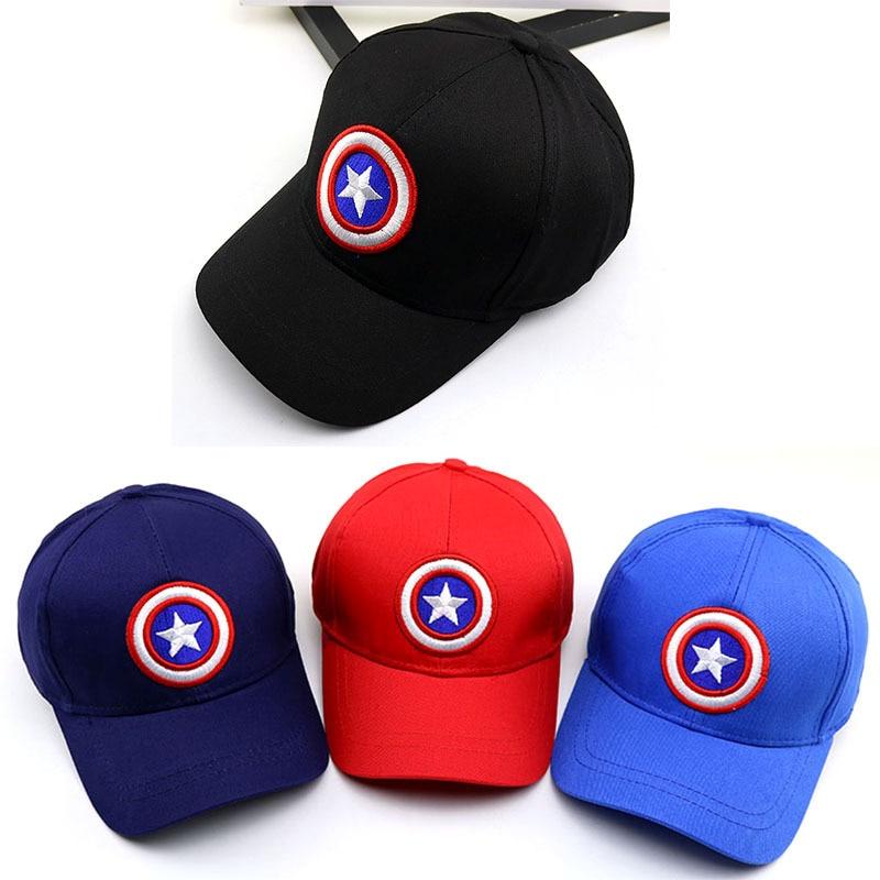 2019 New High Quality Baby Boys Girls Snapback Hats Children Baseball Caps Kids Cartoon Hip Hop Hat Newborn Photography Props