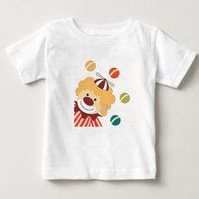 Летняя модная футболка для мальчиков и девочек Новинка 2020