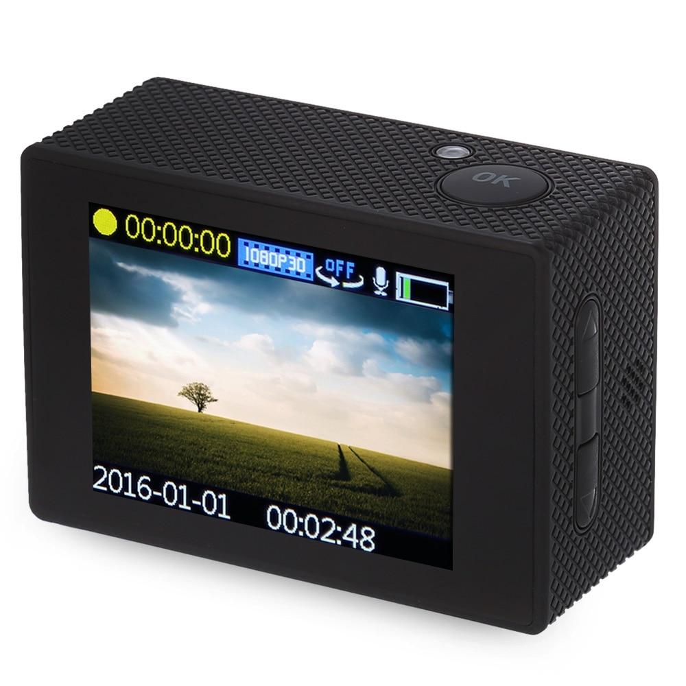 "bilder für Ursprüngliche SJCAM SJ4000 Serie SJ4000 & SJ4000 WIFI Action Kamera 1080 P HD 2,0 ""Wasserdichte Kamera Sport DV Stecker Set"