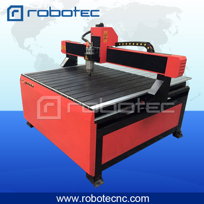 Advertising Engraving Machine 1218 CNC Router With Multi-head