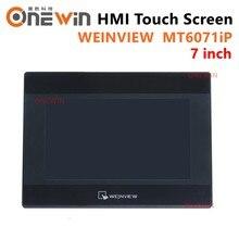 Weinview mt6071ip hmi tela de toque 7 polegada 800*480 usb nova interface máquina humana substituir mt6070ih5 mt6070ip