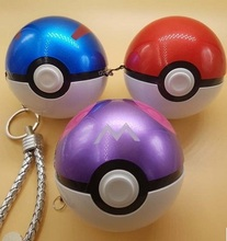 xiaomi 1PC NEW Arrivals:12000mAh Pokemon Go Ball II Power Bank Magic Ball Charger Double USB Port for all phone