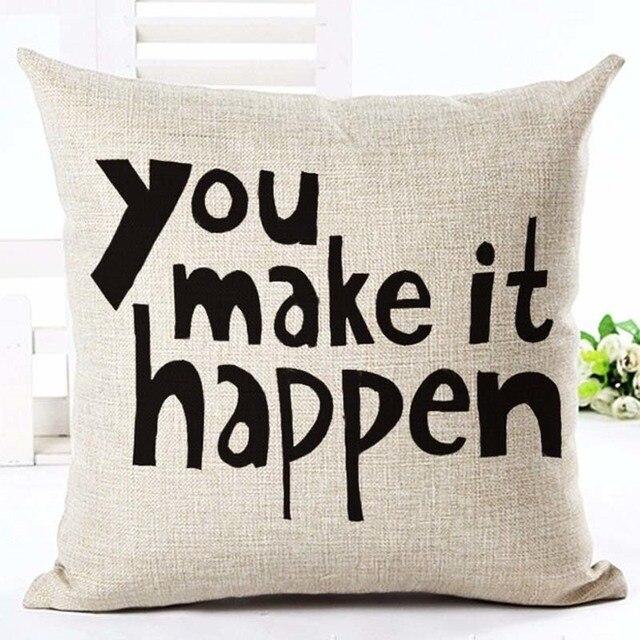 Home Linen Pillowcase Size: 45cm WT0057 Color: 24