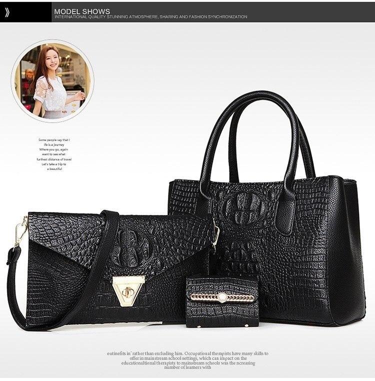 Ye Store Colorful God Cattle Lady PU Leather Handbag Tote Bag Shoulder Bag Shopping Bag