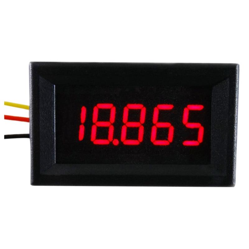 все цены на RD 0.36 inch DC0-33V 3 wires Digital Voltmeter 5 Bit display онлайн