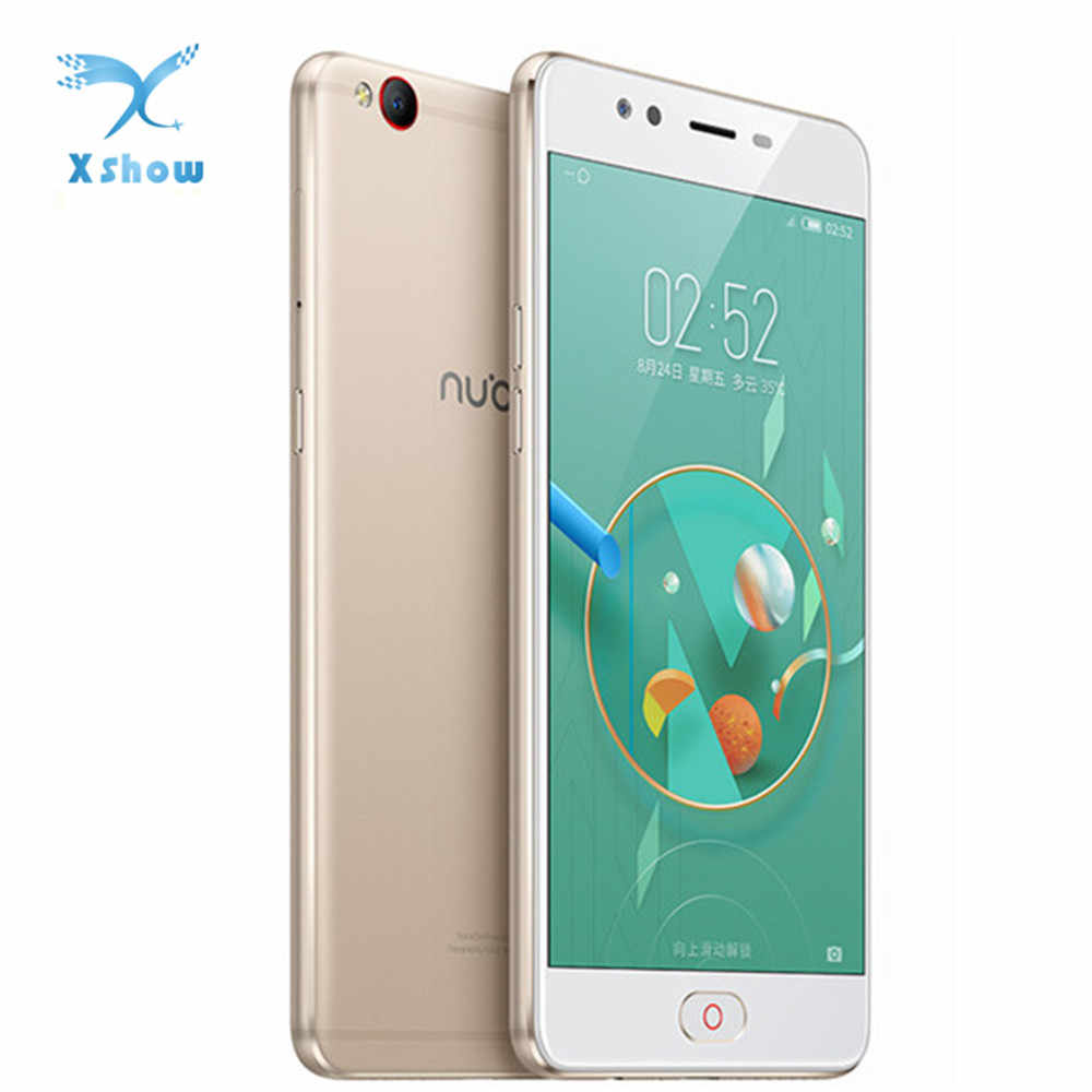 "Original New Nubia M2 LITE 4G LTE MT6750 Octa Core Android M 5.5"" 16.0MP 3000mAh Battery Fingerprint Smartphone"
