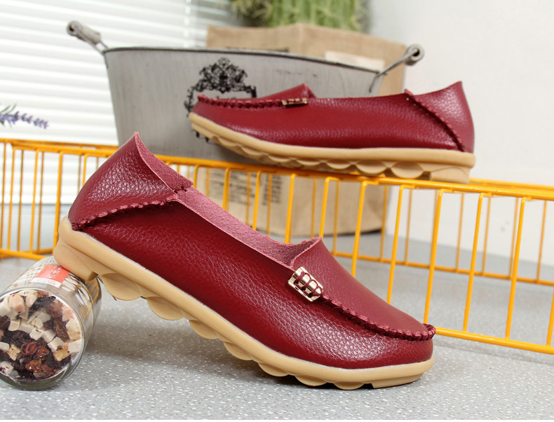 AH912 (11) women's loafers shoe
