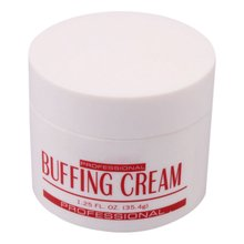 New Pink Professional Nail Art Care Buffing Cream Manicure Nail Beauty Tool