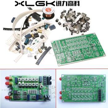JABS 100 W Ssb lineal Hf amplificador de potencia con disipador de calor  para Yaesu Ft-817 Kx3 Cw Fm