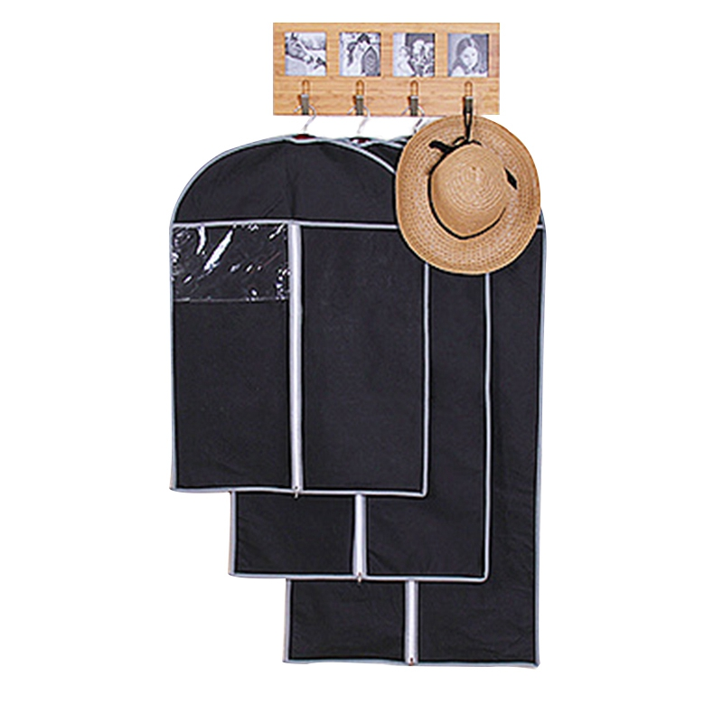 2019 Newest Costume Protector Suit Cases Home Storage Dress Clothes Suit Cover Organizer Clothes Dust Covers Garment