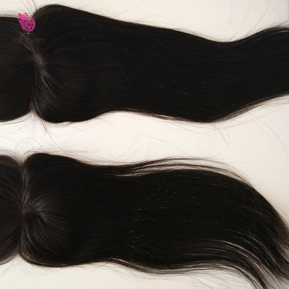 lace closure with bangs