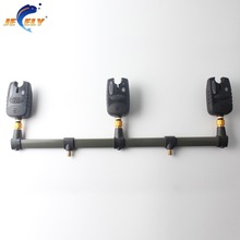 30cm and 50cm Carp Fishing Buzz Bar rod rest Fishing Rod Holder for 3 bite alarms