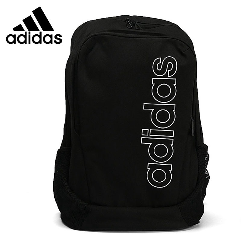 Original New Arrival 2018 Adidas NEO Label BP LOG PARKHOOD Unisex  Backpacks Sports Bags