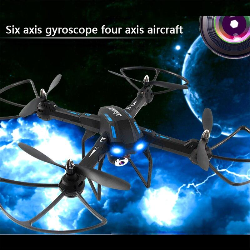 RC Drone con Cámara de ALTA DEFINICIÓN 2.4G Control Remoto Quadcopter Drone Heli