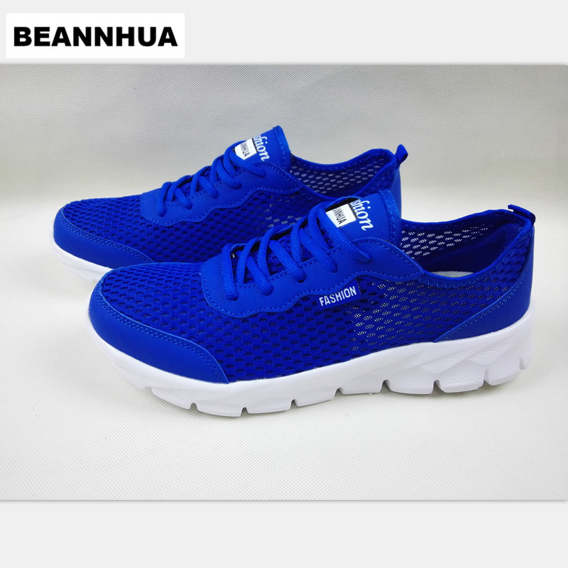 BEANNHUA 2017 new arrival sneakers lover s running shoes student s air mesh sport shoes Chinese