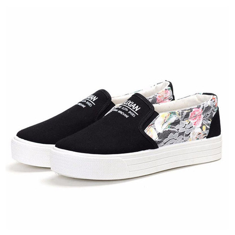 Taoffen New Spring Brand Women Vulcanized Shoes Party Shoes Women Fashion Simple White Casual Daily Shoes Sneakers Size 35-40 Karachi