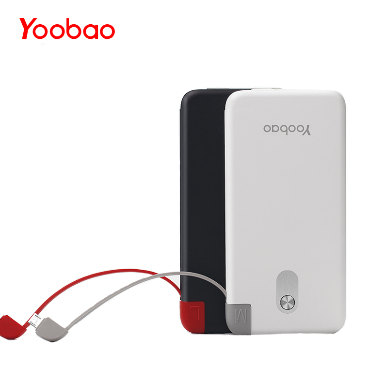 Yoobao S5K 5000mAh Built-in De...