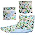 Cobertores do bebê 2016 Novo Engrossar Dupla Camada de Lã Envelope Carrinho De Bebe Infantil Swaddle Envoltório Para Recém-nascidos Cobertor Da Cama De Bebê