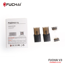2017 Original fuchai Fuchai V3 atomizador tanque Cartucho para V3 e cigarro eletrônico