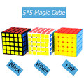 Envío Gratis Hight Quality 5*5*5 cubo mágico Juego Dedicado Oficial Spinner Mano 5x5x5 Fidget Cube Puzzle Juguetes Para Niños y Adultos