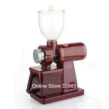 Burr Mill-Machine Espresso Coffee-Bean-Grinder Electric Home Small