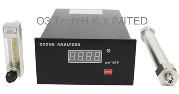 Ozone analyzer model UV2000S high precision ozone instrument/automatic zero calibration ozone lepton