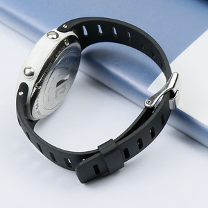 Image 5 - Аксессуары для мужских резиновых ремней серии T для SUUNTO T1 T1C T3 T3C T3D T4C T4D, водонепроницаемый и защищенный от пота силиконовый ремешок