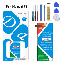 Original Da Xiong HB3447A9EBW Battery For Huawei P8 Standard version/Tall edition 2680mAh Replacement Mobile Phone