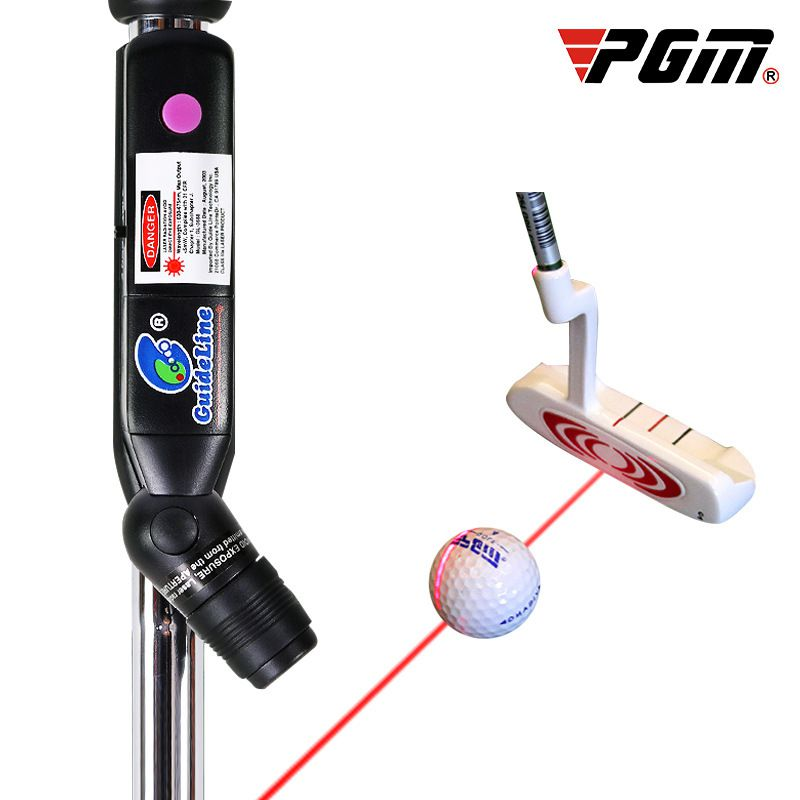 Golf Putter (Laser) Pointer Putting Training Aids Portable Battery Operated Corrector Trainer Practice Accessories