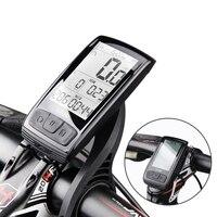 1 Pcs Bicycle Computer Wireless Bluetooth 4.0 Mount Holder Road Bike Speedometer Speed Meter Sensor Waterproof Cycling Computer