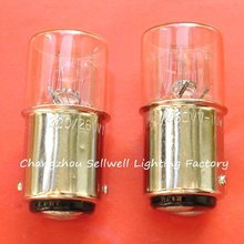 NEW!Miniature lamp light 220/260V 7-10W ba15d  A629