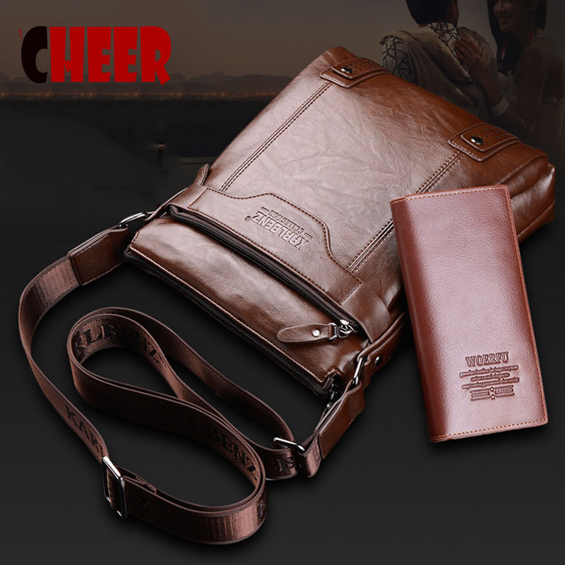 Men's shoulder male bag Handy Men messenger handbags bags famous designer brands high quality 2016New men's Fashion Bags Totes