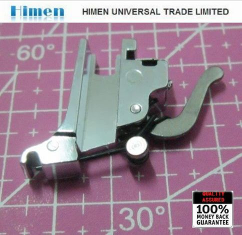 high shank presser foot 7300H (5011-2) high shank  adaptor for elna pfaff  viking janome 6600 7700 presser foot holder