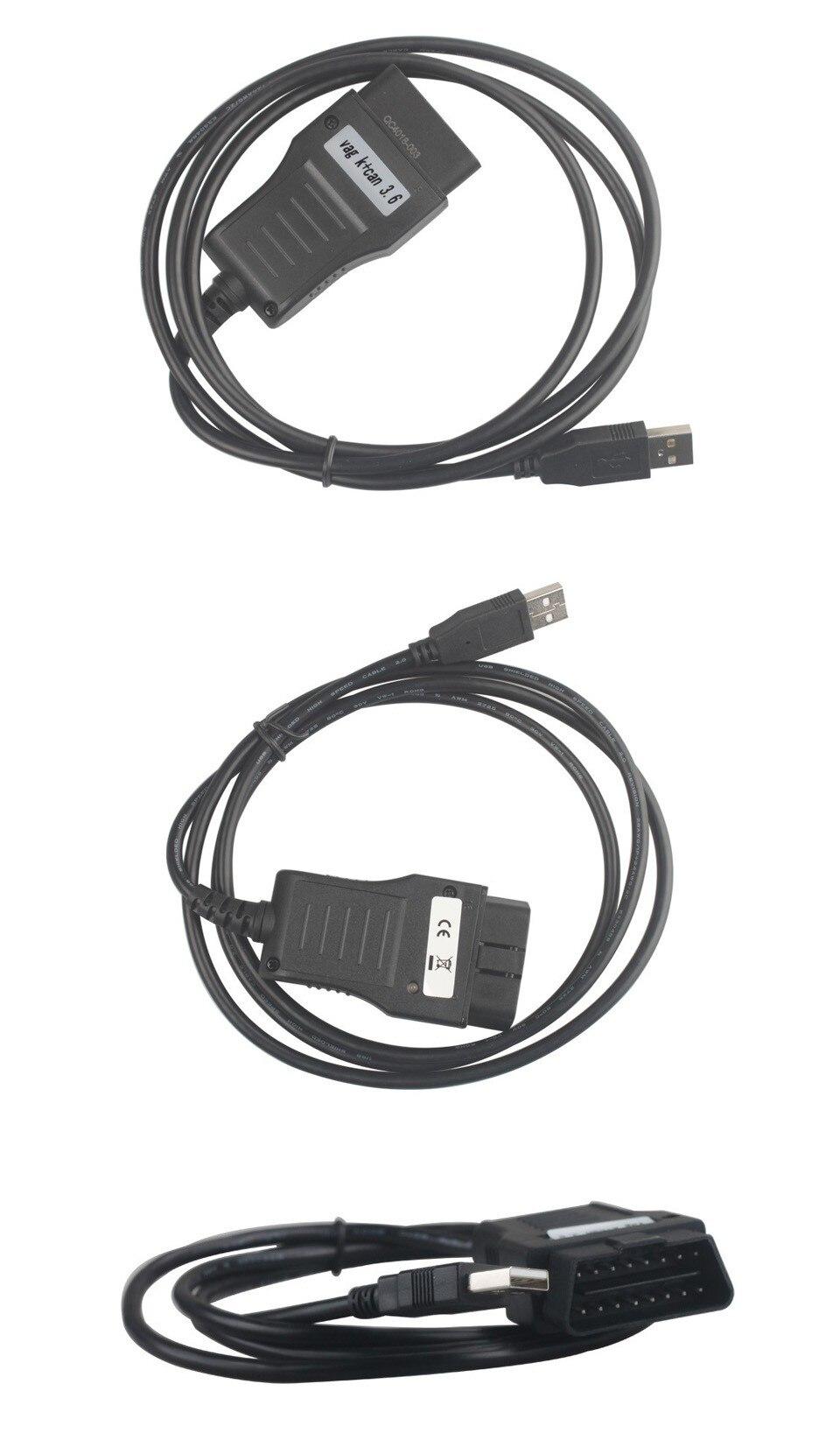 VAG K+ CAN COMMANDER 3,6 для Audi Для VW горячая Распродажа диагностический инструмент VAG