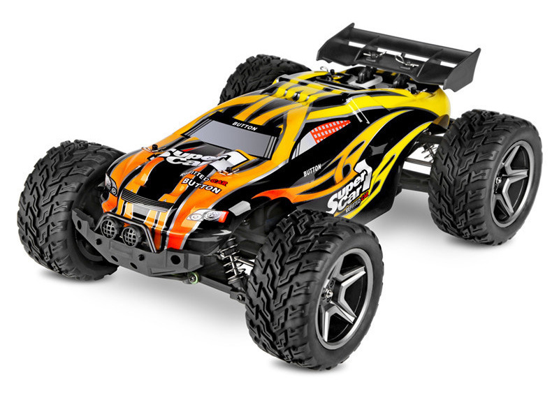 <font><b>WLtoys</b></font> <font><b>12404</b></font> 2.4G 4CH 1:12 4WD RC Car Electric Four-wheel Drive Climbing Rock Crawler RC Off-Road Driving Vehicle Toy Models image