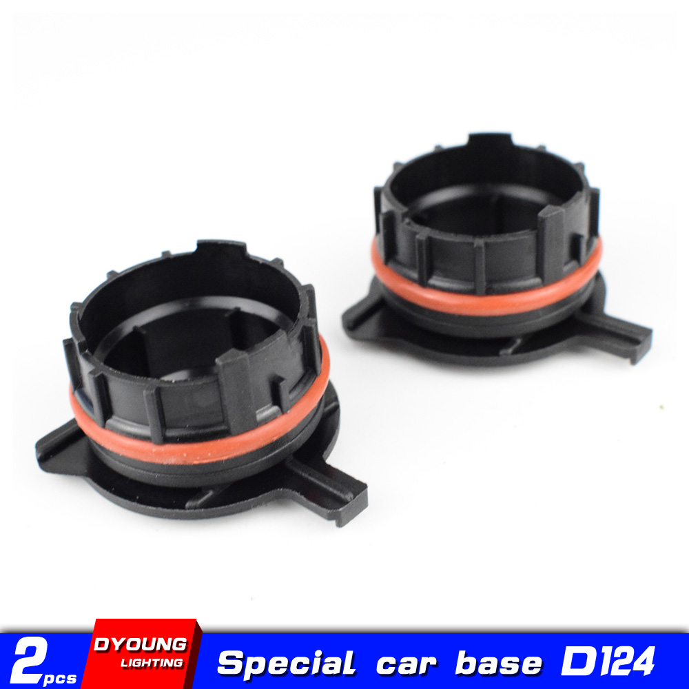 H7 Led Adapter For BMW E39-1 5 Series 520/530 E60/E200/728LI Mercedes-Benz SLK Series Socket Car Accessories Factory Price D124