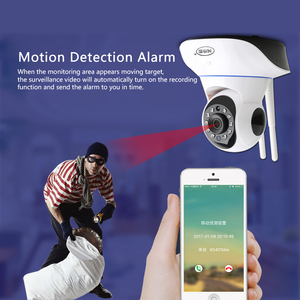 Image 4 - Nsetoot IP Camera 1080P 3MP Smart Dome IP Camera Phone Remote Control Video Record Home Wireless IP Security Camera Q8
