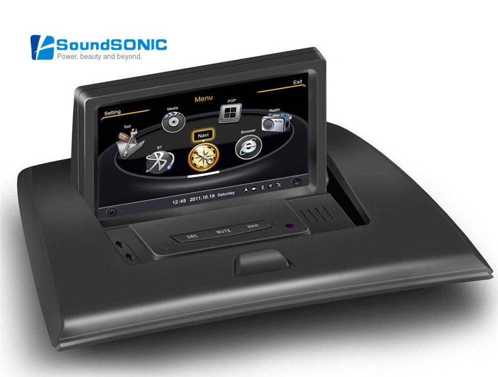 X3 E83 GPS Navigation pour BMW X3 E83 autoradio DVD GPS Navigation Audio vidéo système de divertissement Bluetooth USB SD 3G WIFI TV