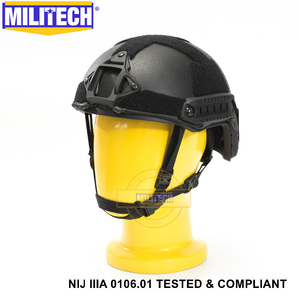 Militech Od Nij Iiia 3a Mich Bullet Proof Helmet Aramid Ach Ballistic Helmet Bulletproof Mitch 2000 Helmet With Test Report Goods Of Every Description Are Available Self Defense Supplies