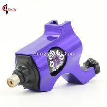 s Rotary Tattoo Machine Bishop Style Pro Tattoo Machine For Liner & Shader Tatoo Motor Gun